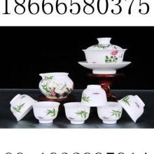供应景德镇高档手绘陶瓷茶具生产厂家