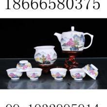 供应高档手绘茶具品牌