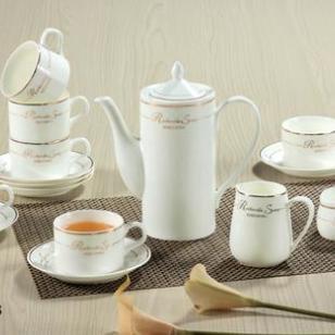 陶瓷咖啡具15头套装/咖啡系列首选图片