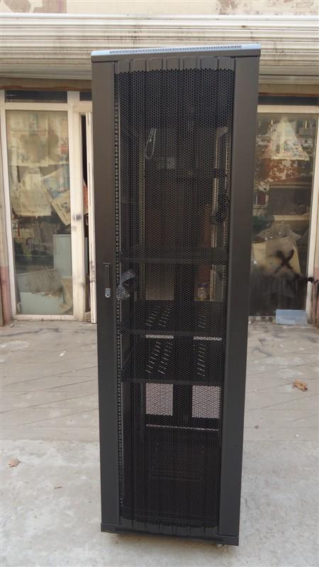 图腾u机柜_【2米网络机柜服务器交换机机柜图腾机柜42U