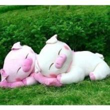 供应毛绒玩具可爱三顺猪猪超大号公仔