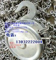 供应进口不锈钢手拉葫芦1T不锈钢