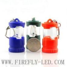 供应LED迷你钥匙扣野营灯FR-M1