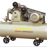 供应工业用活塞空压机石家庄鼎坚销售KS10工业用气泵轮胎充气喷漆喷砂