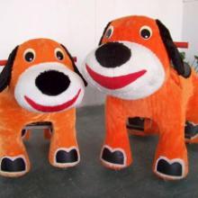 供应电动玩具车 儿童电动动物车 电动毛绒玩具车 充气跳床图片