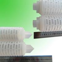 精细化学品过滤专用尼龙折叠滤芯