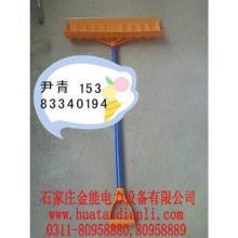 供应复合PE雪板规格6402707mm推雪板定制厂家jn图片