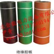 电工绿色高分子塑胶垫图片