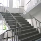供应西安不锈钢楼梯扶手制品加工厂家