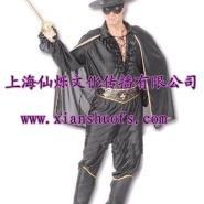 上海展会刺客服装租赁海盗服装租赁图片