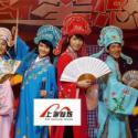 上海展会唐伯虎服装服装租赁秋香服图片