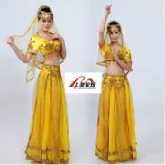 上海展会傣族服装租维吾族服装租赁图片