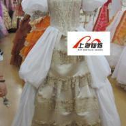 上海展会白雪公主服装租赁灰姑娘服图片