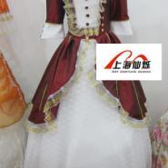 上海展会婚纱服装租花童服装租赁图片