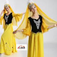 上海展会舞台表演服装租赁民族舞图片