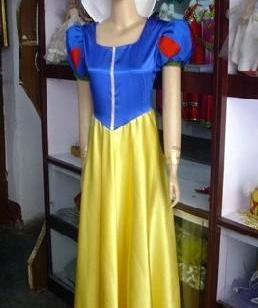 上海仙烁白雪公主服装出租图片