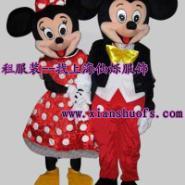 上海卡通人偶服装租赁图片
