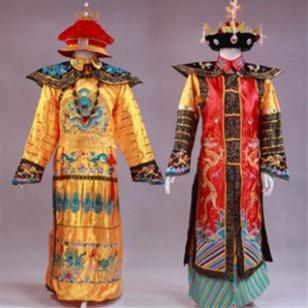 上海展会格格服装租赁阿哥服装租赁图片