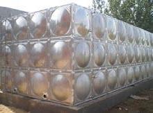 供应镀锌钢板水箱
