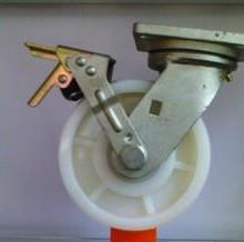 供应服务器机柜重型脚轮批发