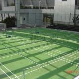 供应深圳网球场篮球场羽毛球场维修翻新