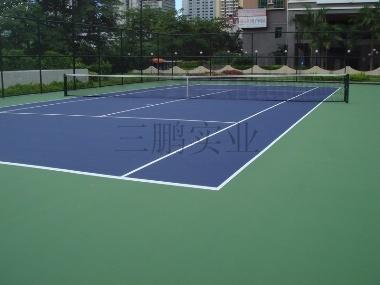 供应EPDM网球场PU篮球场设计放工