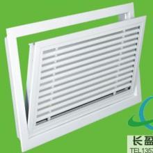 供应陕西中央空调工程配件,铝合金风口价格图片