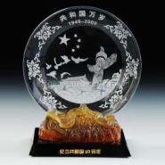 西安水晶工艺品水晶桌摆饰品图片
