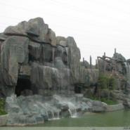 湘潭塑石假山GRC假山制作图片