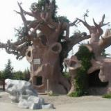 供应人造假树制作