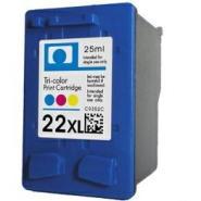 供应惠普HPJ3600打印机墨盒HP22墨盒
