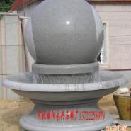 石雕风水球图片
