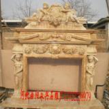 供应壁炉定做厂家、雕刻设计、雕刻制作、雕刻价格