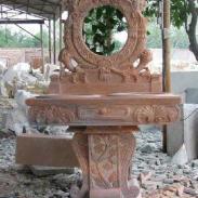 石雕梳妆台图片