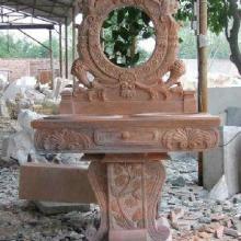 供应石雕梳妆台厂家直销曲阳党城石雕厂