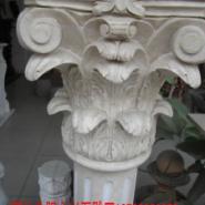 石雕罗马柱图片