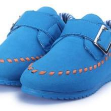 供应宝思路英伦儿童童鞋22012秋款男童反绒皮童鞋韩版儿童休闲鞋批发