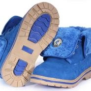 宝思路儿童雪地靴1图片
