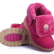 宝思路儿童雪地靴2图片
