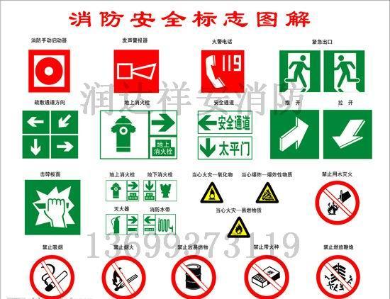 供应新疆消防标志销售