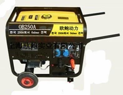 电机用外还可作交流电焊机用主要结构有-施工现场交流电焊机 施工图片