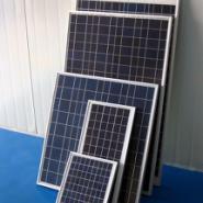 10W多晶太阳能电池板图片