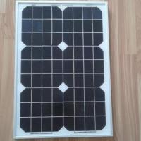 供应10W单晶太阳能电池板,单晶太阳能电池板