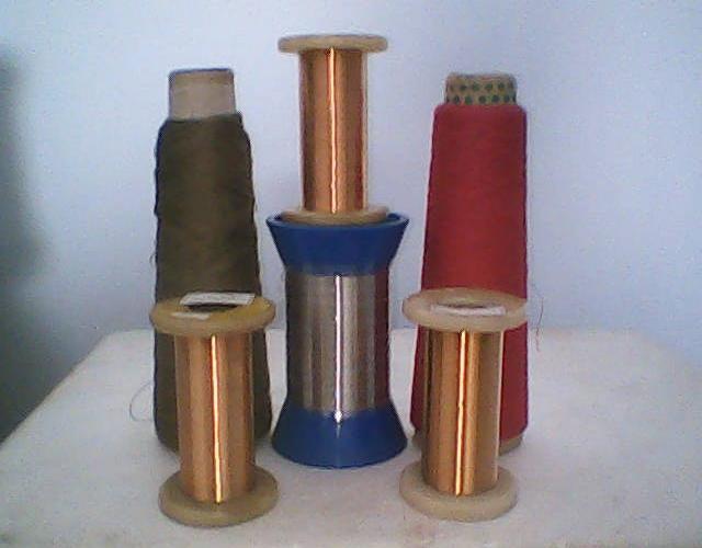 金属复合纱防静电复合纱线32s+68D金属丝