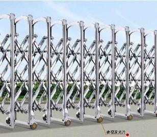北京赛格怡泰长城门1号电动伸缩门图片