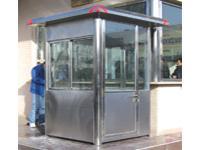 供应玻璃钢岗亭彩钢板岗亭价格设计