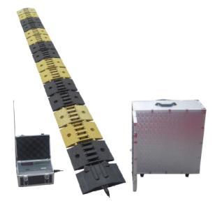 不锈钢钉遥控破胎器路障生产图片