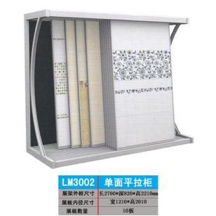 LM3002单面平拉柜图片