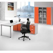 铝合金办公桌钢脚图片