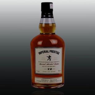 皇家旗兵12年苏格兰威士忌图片